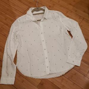 Bella Dahl button front shirt